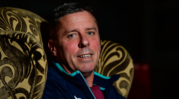 IRFU Director of Womens and Sevens Rugby, Anthony Eddy. Photo: Sportsfile