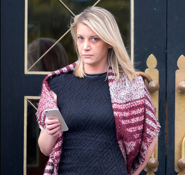 Workplace dispute: Former Sinn Fein worker Aoife Booth brought a case against the party