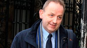CONTROVERSY: Sgt Maurice McCabe