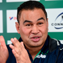 'Nobody looked happier than Pat Lam (pictured) last week when New Zealander Kieran Keane was unveiled as his successor.' Photo: Sportsfile