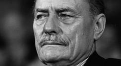 The maverick Conservative MP Enoch Powell Photo: PA