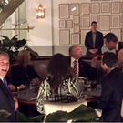 Former Ukip leader dines with Donald Trump Credit: Nigel Farage