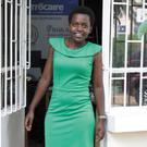 Josiane Umumarashavu who was the face of Trocaire's 2004 campaign