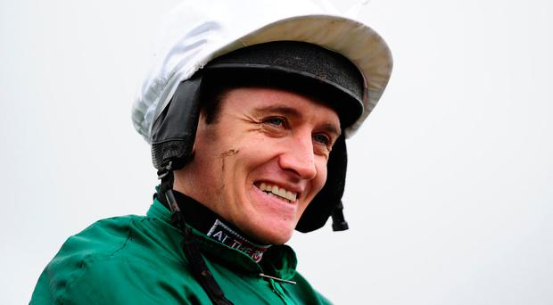 Geraghty was 13/8 with one layer to be top Festival jockey. Photo by Harry Trump/Getty Images