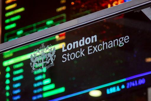 Cork-based financial services firm Global Shares aims to be in a position in 2020 where it could stage an initial public offering on either the London Stock Exchange or the Nasdaq. Photo: Chris Ratcliffe/Bloomberg via Getty Images
