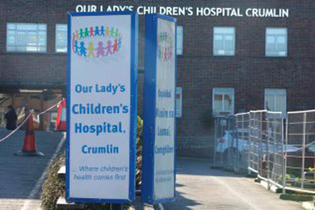 Our Lady's Children's Hospital Crumlin is the largest provider of scoliosis surgery for young people.