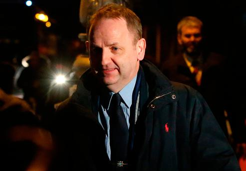 Sergeant Maurice McCabe. Photo: Niall Carson/PA Wire