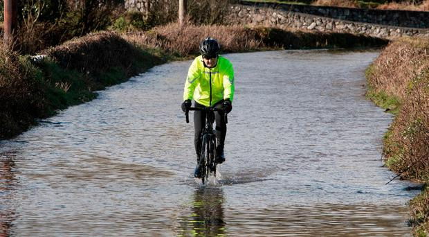 Ewan leaves floods in its wake - as forecasts warn of snow