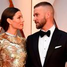 Jessica Biel and Justin Timberlake. Photo: AFP/Getty Images