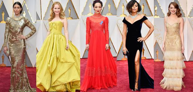 50 Best and Worst Dressed at the Oscars - Independent.ie
