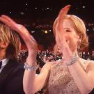 Nicole Kidman at the Oscars. Image: YouTube