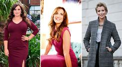 Elaine Crowley, Lorraine Keane and Aisling O'Loughlin have opened up about the cosmetic procedures they've undergone.