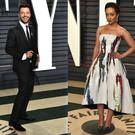 Ruth Negga and Dominic Cooper. Images: Getty