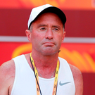 Alberto Salazar. Photo: PA Wire