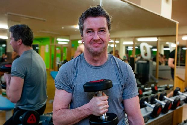 Philip finds out the hard way that sometimes losing weight and getting fit is as simple as - eat less, move more...
