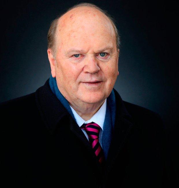 'Nothing to add': Finance Minister Michael Noonan Photo: Simon Dawson/Bloomberg