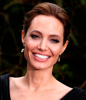 Actress Angelina Jolie, who had a faulty copy of the BRCA1 gene, had her ovaries removed as a precaution Photo: REUTERS/Luke MacGregor/Files