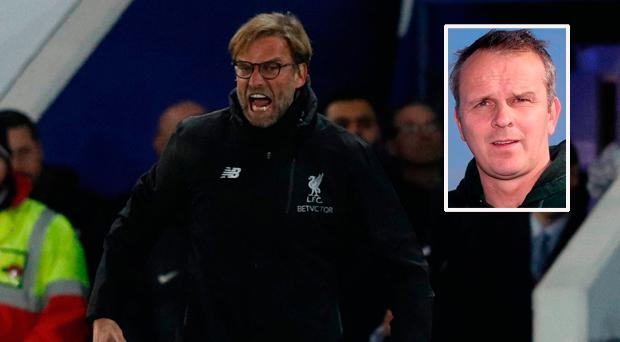 Jurgen Klopp's tactics have been criticised by Didi Hamann