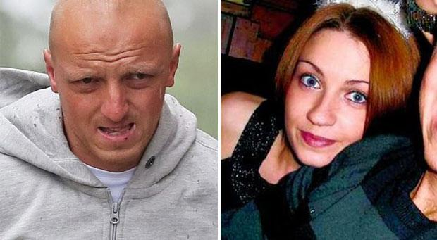 Vesel Jahiri (35) is accused of fatally injuring his ex-partner Anna Finnegan (25)
