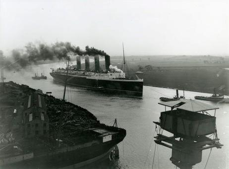 The Lusitania
