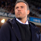Luis Enrique Photo: REUTERS/Vincent West