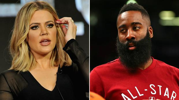 e817f3b8cea James Harden split with Khloe Kardashian over media attention   I ...