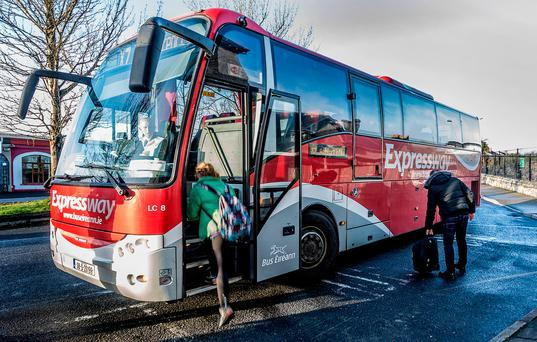 The Clonmel-Dublin route is one of those facing the axe. Photo: Andy Jay