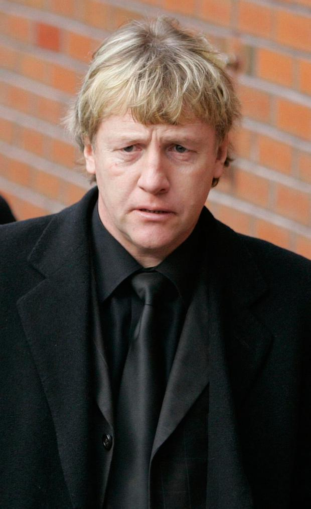 Frank McAvennie. Photo credit: Andrew Milligan/PA Wire