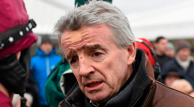 Michael O'Leary's Gigginstown operation pulled out a scatter of horses from the £1m Aintree race this week over the ratings allotted. Photo: Sportsfile