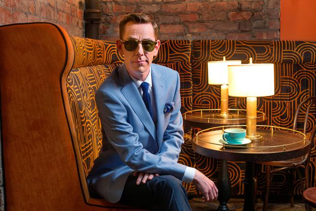 Ryan Tubridy photographed by Tony Gavin for Weekend magazine