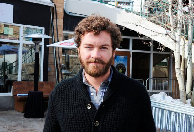 Actor Danny Masterson in 2012