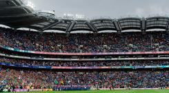 'The decision to move the All-Ireland football final away from the third Sunday of September left me flabbergasted'. Photo: Piaras Ó Mídheach/Sportsfile