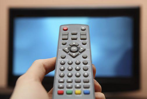 Advertising sources said that the TV market had a difficult start to 2017, although growth was still forecast for the full year (Stock picture)