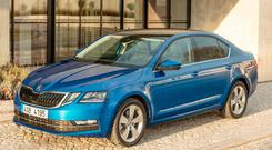 WIZARDRY: The Octavia now promises a stress-free drive