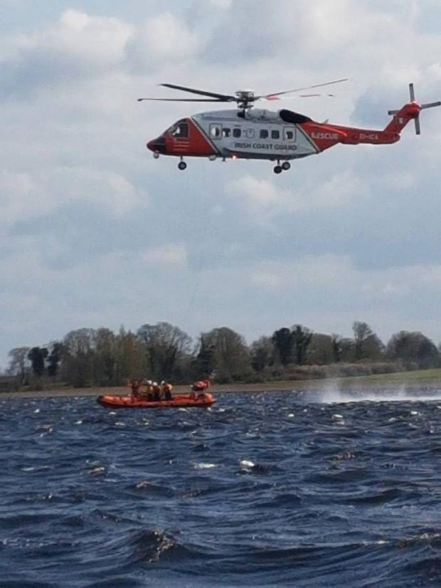 Photo: Lough Ree RNLI