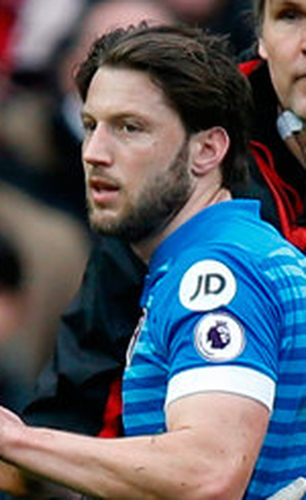 Bournemouth star Harry Arter Photo: Reuters / Andrew Yates