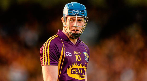 Wexford's Jack Guiney. Photo: Ray McManus/Sportsfile