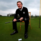 Former Ryder Cup vice-captain and player Des Smyth Photo: Dan Sheridan/INPHO