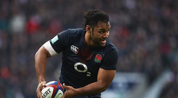 LONDON, ENGLAND - NOVEMBER 26: Billy Vunipola of England runs with the ball during the Old Mutual Wealth Series match between England and Argentina at Twickenham Stadium on November 26, 2016 in London, England. (Photo by Julian Finney/Getty Images)