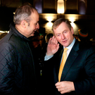 Enda Kenny and Micheál Martin Photo: Maxpix