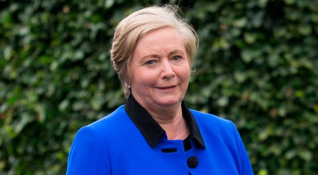 Frances Fitzgerald. Photo: Gareth Chaney Collins