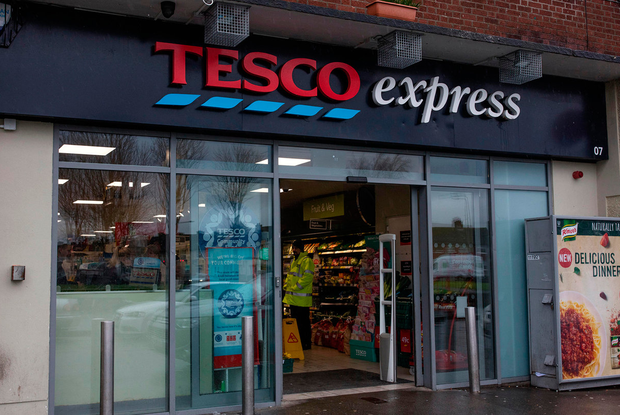 Tesco Express at Cardiffsbridge Road