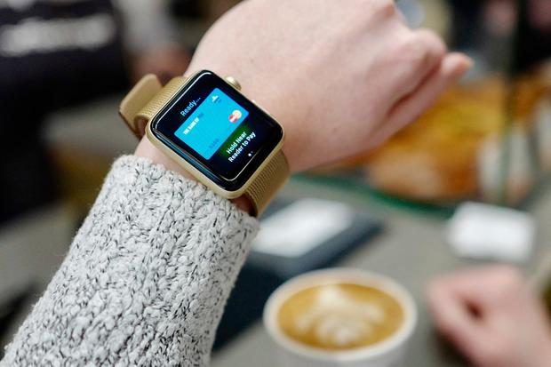 Apple Pay has just launched in Ireland