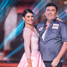 Des Cahill & Karen Byrne during week nine of RTE's Dancing With The Stars. Photo: kobpix