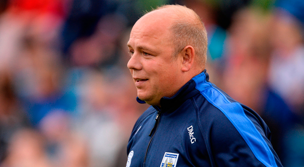 Waterford hurling boss Derek McGrath is looking forward to his charges taking on Cork this Sunday. Photo by Piaras Ó Mídheach/Sportsfile