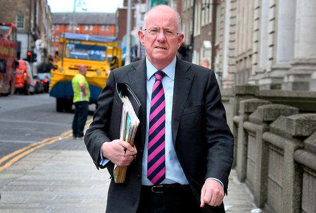 Foreign Affairs Minister Charlie Flanagan. Photo: Tom Burke