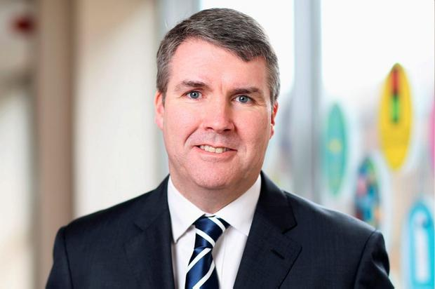 Children's Ombudsman Dr Niall Muldoon. Photo: Jason Clarke Photography