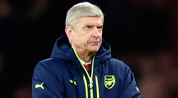 Familiar frailties and failings reappear to haunt Wenger ...
