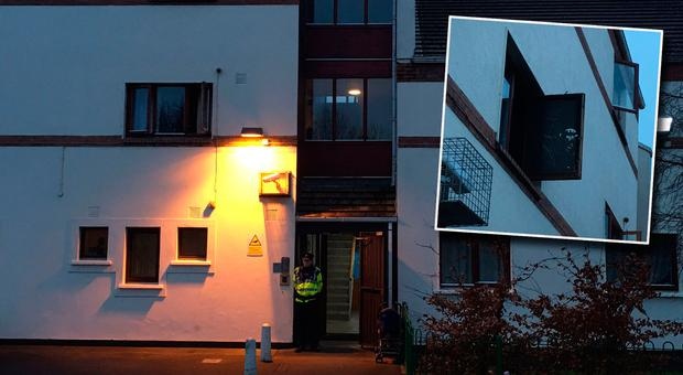 Woman and two girls killed in Dublin apartment fire