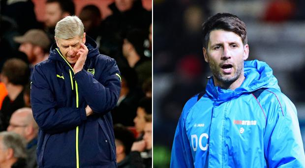'Now bring on Arsenal'. Lincoln are ready to add to Arsenal's misery